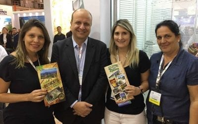 Pólo Cuesta na WTM Latin America 2017